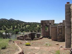 Seton Castle Ruins